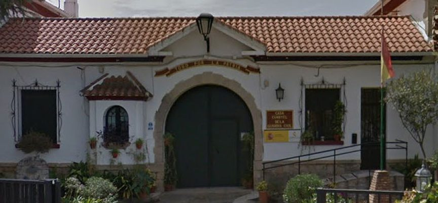 La Guardia Civil detiene a un varón en Cardeña como supuesto autor de un delito de Tráfico de Drogas
