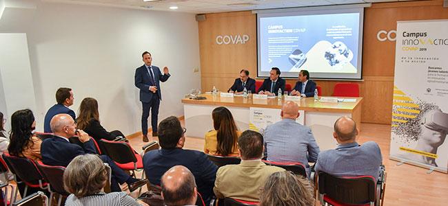 COVAP presenta el Campus Innovaction COVAP 2019 para potenciar la formación en innovación agroalimentaria