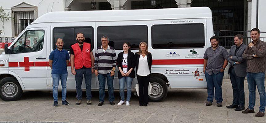 Cruz Roja pone en marcha en Hinojosa del Duque un proyecto para la atención a personas con diversidad funcional