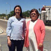 La Junta invertirá 42.000 euros en la renovación del firme de la  travesía de la A-421, en Villanueva de Córdoba