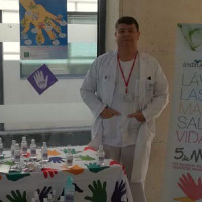 El Área Sanitaria Norte de Córdoba Conmemora el Día Mundial de la  Higiene de Manos
