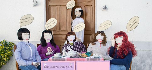 Las chicas del café