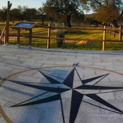 La Mancomunidad de Los Pedroches construye 12 miradores estelares