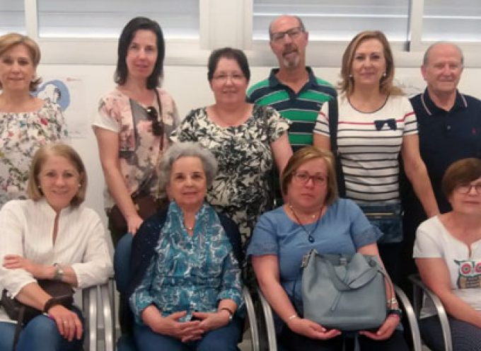 Finalizado en Pozoblanco el I Curso anual dirigido al Cuidador Familiar