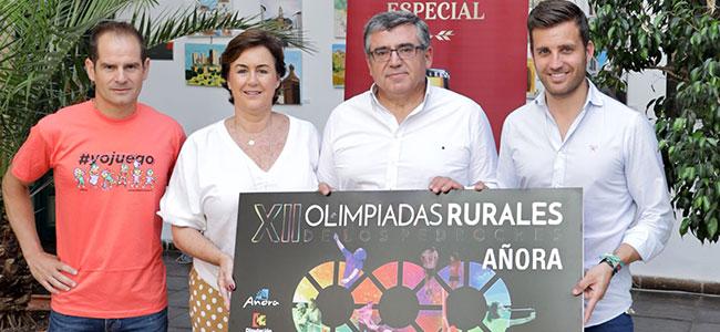 Las XII Olimpiadas Rurales de Los Pedroches constituyen un ejemplo de compromiso con los valores del territorio