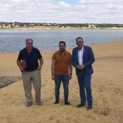 RFAF homologa el proyecto de construcción de un campo de fútbol playa en El Viso