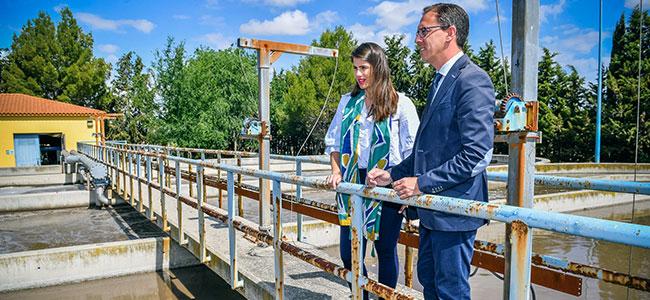 Desbloquean el proyecto de ampliación de la depuradora de Pozoblanco