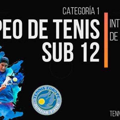 Pozoblanco volverá a ser referente con el Europeo de Tenis Sub 12