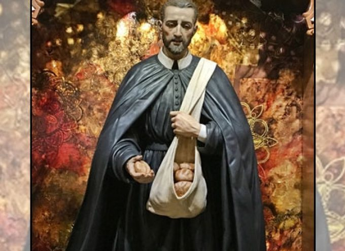 La familia Hospitalaria de Pozoblanco celebra la festividad del Beato Cristóbal de Santa Catalina