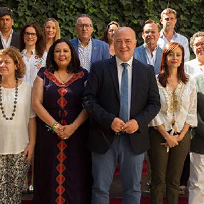 Juan Díaz coordinará el Área de Asistencia Técnica a los Municipios en Diputación