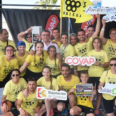 La Fabrica Noriega gana las XII Olimpiadas Rurales de Los Pedroches