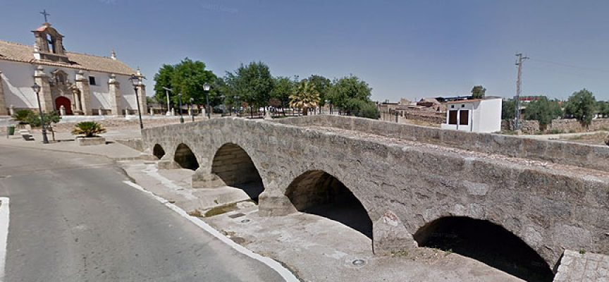 Cultura autoriza el proyecto de restauración del puente de Santa Ana de Dos Torres