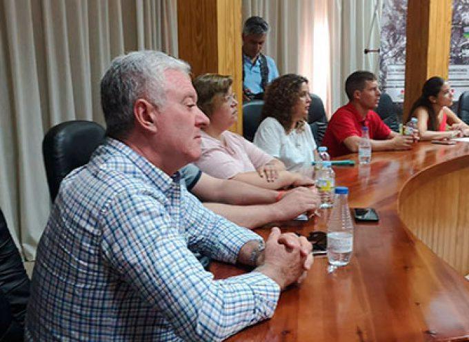 Santiago Ruiz García, alcalde de Pedroche, elegido Presidente de la Mancomunidad de Los Pedroches