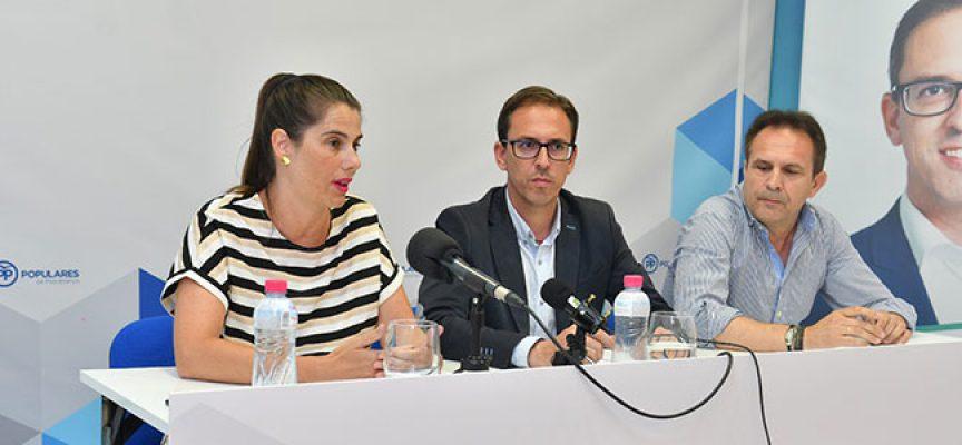 El Partido Popular lamenta que Juan Díaz utilice la Mancomunidad de Los Pedroches de forma partidista