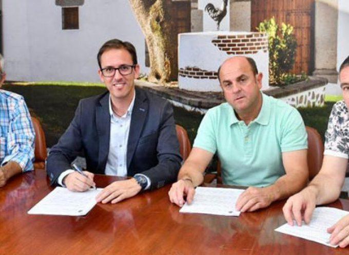 El Ayuntamiento de Pozoblanco cede locales municipales para las bandas de Los Sayones, La Soledad y El Perdón