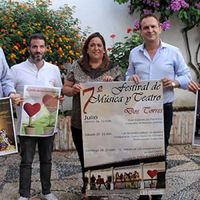 Dos Torres se prepara para acoger la 7ª edición de su Festival de Música y Teatro