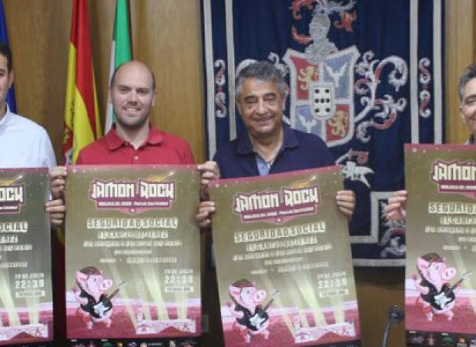 Hinojosa del Duque acogerá el Jamón Rock 2019 el próximo 20 de julio