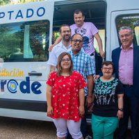Fundación PRODE firma un convenio de donación con NoSoloSoftware en el marco de la Ley General de Discapacidad