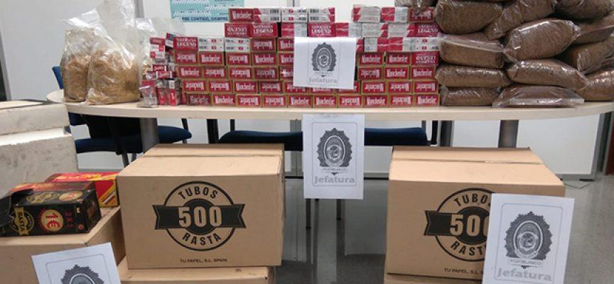 Intervenidas 700 cajetillas y 15 kilos de picadura de tabaco en una vivienda de Pozoblanco