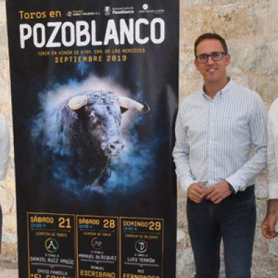 Roca Rey protagonizará la corrida estrella de la feria taurina de Pozoblanco junto a José María Manzanares y El Fandi
