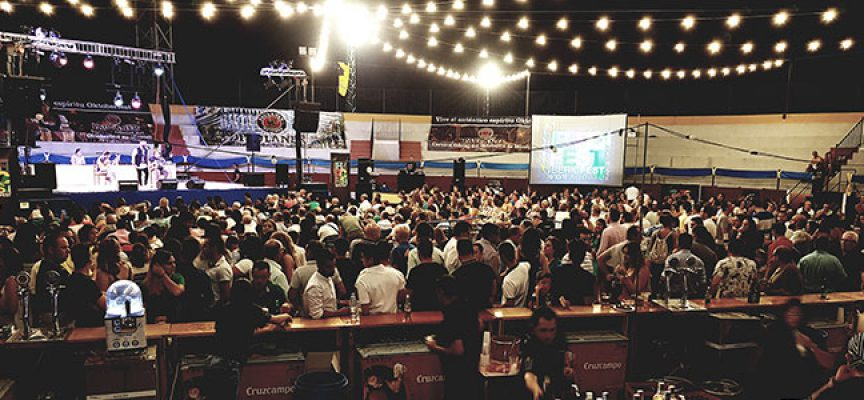Añora consolida el Ibericfest con música y gastronomía del territorio