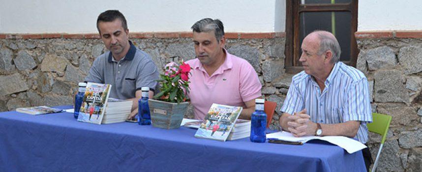 Antonio Funes presenta en Villaralto su novela 'La mujer del capitán' [vídeo]