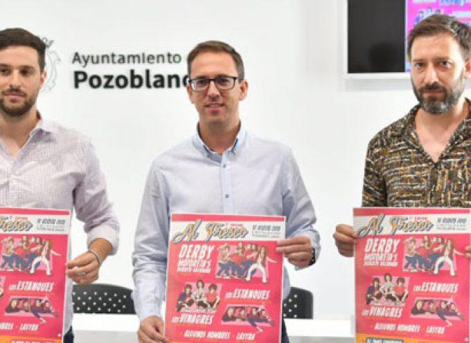 Llega la quinta edición del festival Al Fresco a Pozoblanco