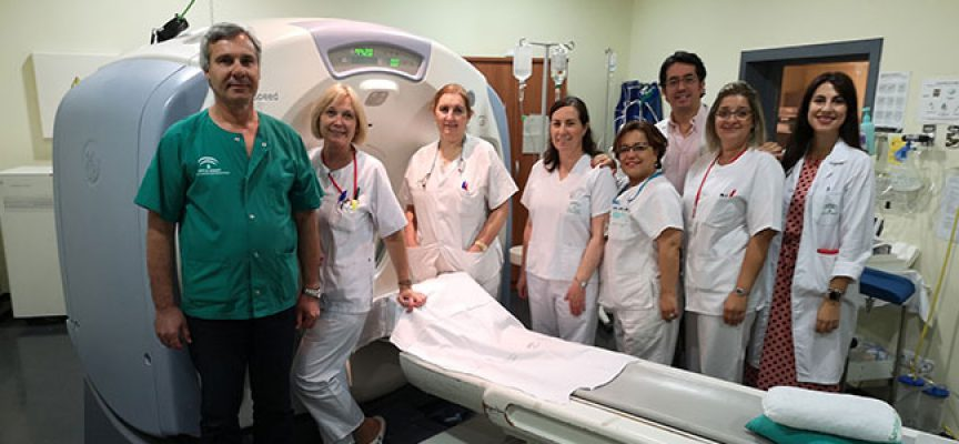 El Área Sanitaria Norte de Córdoba incorpora nuevos procedimientos diagnósticos y terapéuticos a su unidad de radiología