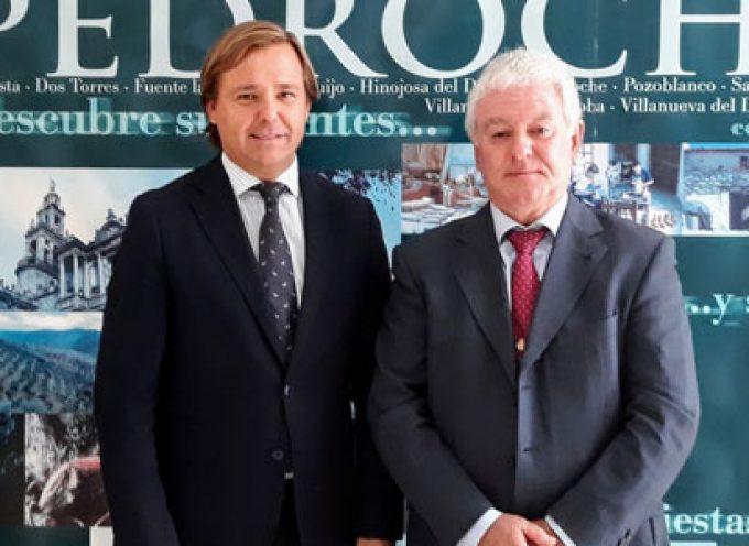 Antonio Repullo destaca el compromiso del nuevo Gobierno andaluz con la comarca de Los Pedroches