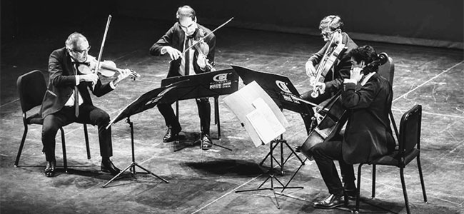 Cuarteto Clásico de Córdoba
