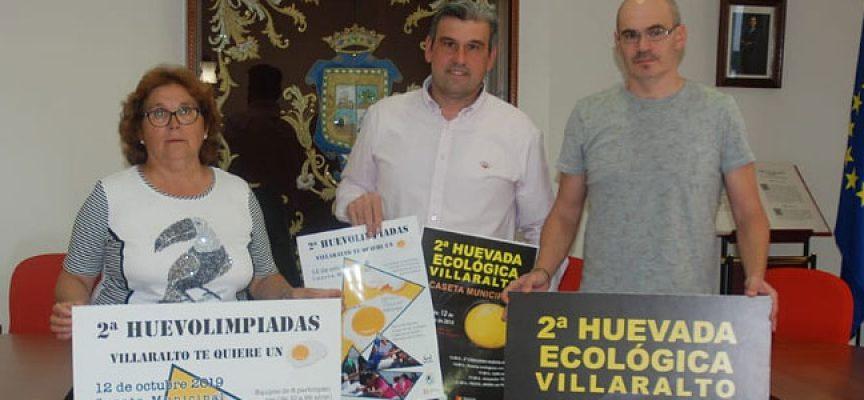 Villaralto acogerá la II Huevada Ecológica y Huevolimpiadas el 12 de octubre