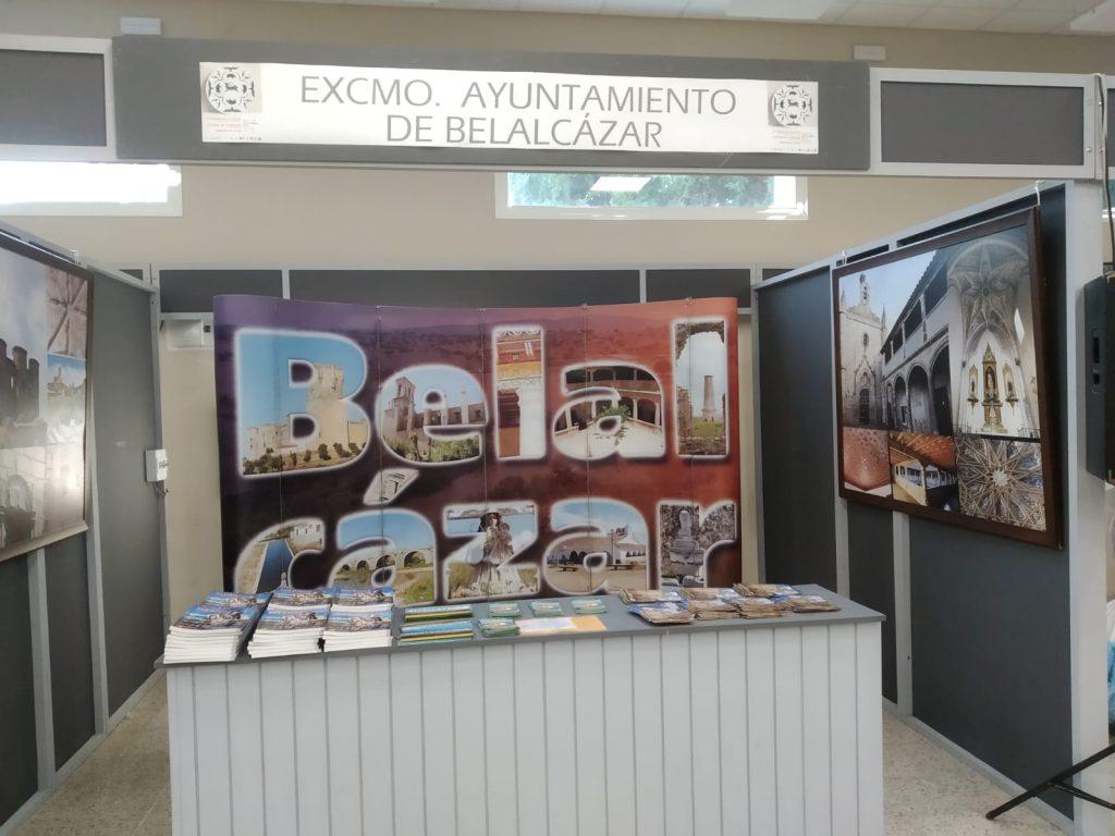 Belalcázar de promoción en la II Feria del Turismo de Hinojosa del Duque