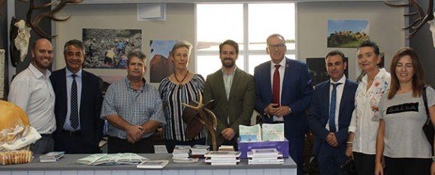 Los Pedroches de promoción en la II Feria del Turismo de Hinojosa del Duque