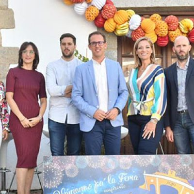 La nueva portada del Recinto Ferial será la 'gran novedad' de la Feria de Pozoblanco 2019