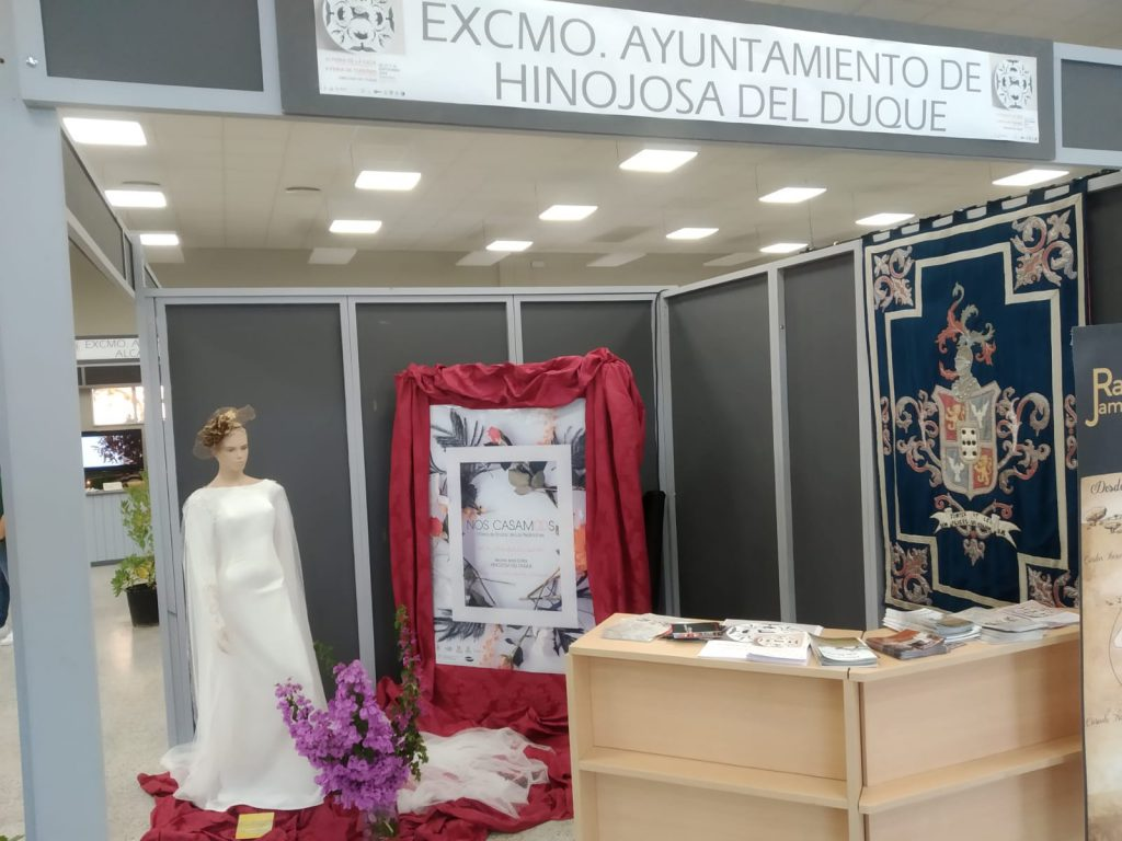 Hinojosa del Duque de promoción en la II Feria del Turismo de Hinojosa del Duque