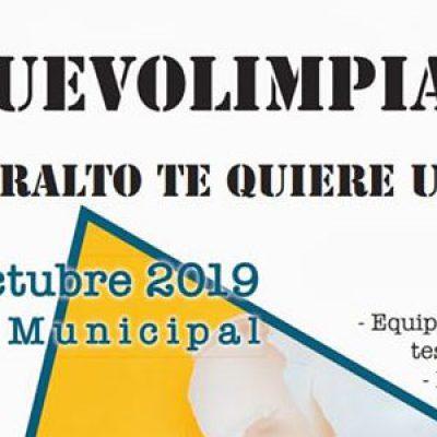 Preparando la segunda edición de las Huevolimpiadas de Villaralto