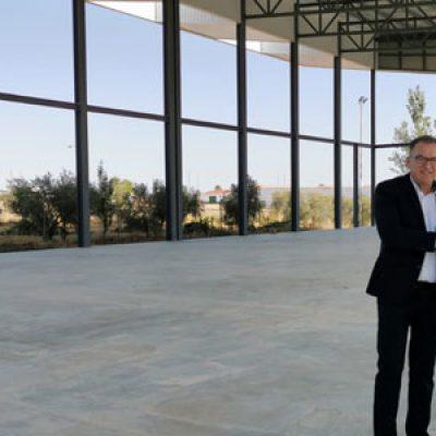 Concluye la primera fase de la obra de mejora y ampliación de las instalaciones deportivas de Villaralto