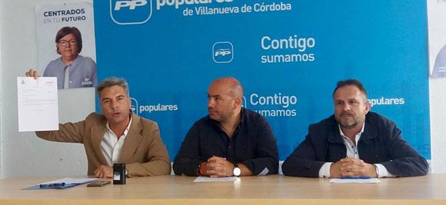 El PP llevará al pleno de Diputación la reclamación al Gobierno de más trenes AVE para Los Pedroches