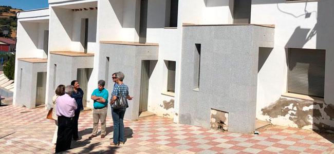 Diputación analiza la viabilidad de la puesta en marcha de infraestructuras turísticas en Santa Eufemia