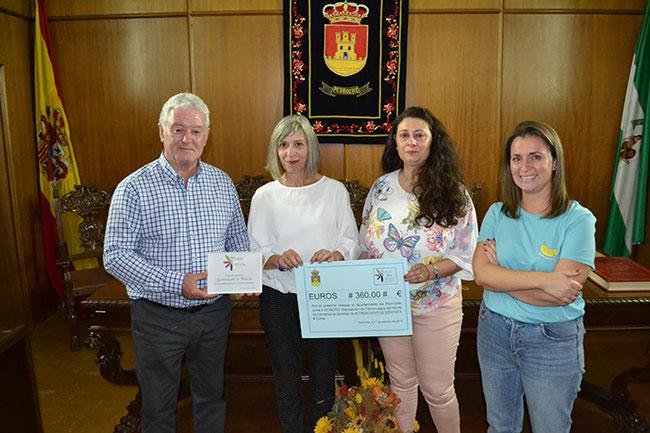 Afinorc Asociación de Fibromialgia del Norte de Córdoba