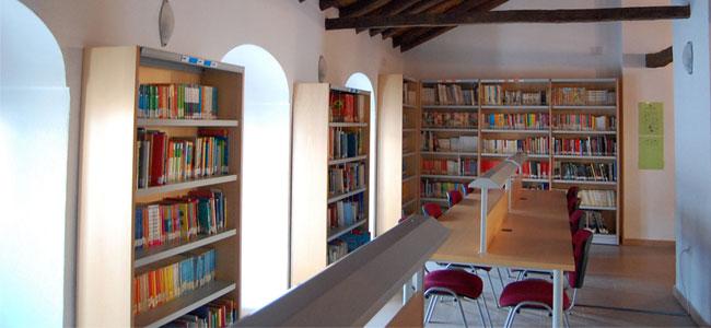 Biblioteca de Torrecampo