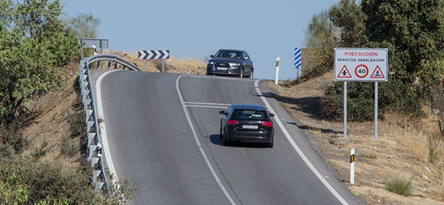 La Junta licita un contrato para conservar 474,22 kilómetros del norte de Córdoba
