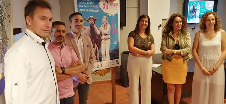 La XII Feria del Ganado Frisón resaltará la labor de la Asociación Española contra el Cáncer