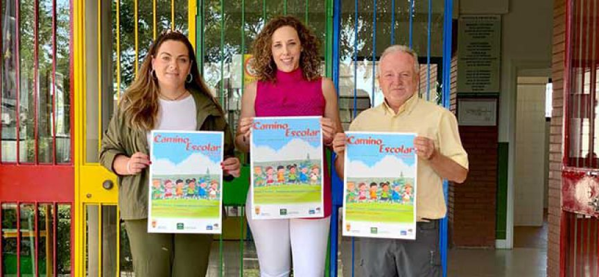 Dos Torres apuesta por un 'Camino Escolar' saludable