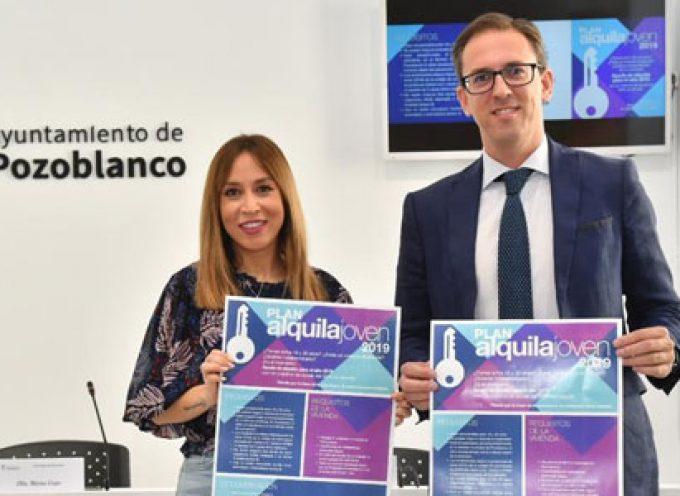 El Ayuntamiento de Pozoblanco destina 40.000 euros en ayudas al alquiler para jóvenes