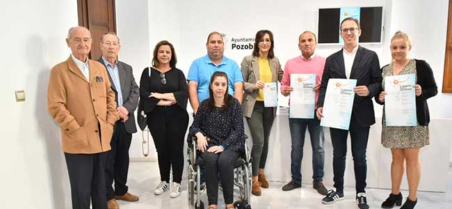 El Ayuntamiento de Pozoblanco y la Asociación Sueño Compartido presentan las III Jornadas sobre la esclerosis