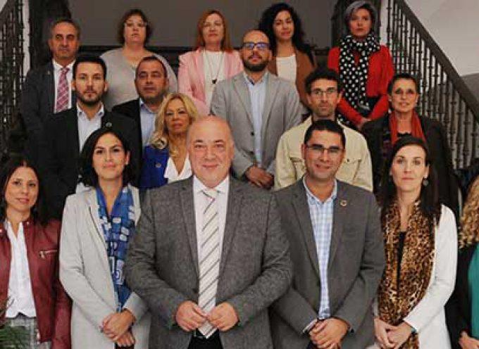 Un alcalde y dos alcaldesas de Los Pedroches en el Consejo de Alcaldes y Alcaldesas de la provincia