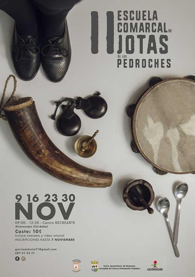 En marcha la 'II Escuela Comarcal de Jotas en Los Pedroches'