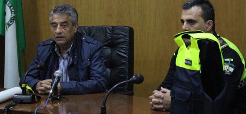 Nuevo equipamiento de seguridad para la Policía Local de Hinojosa del Duque
