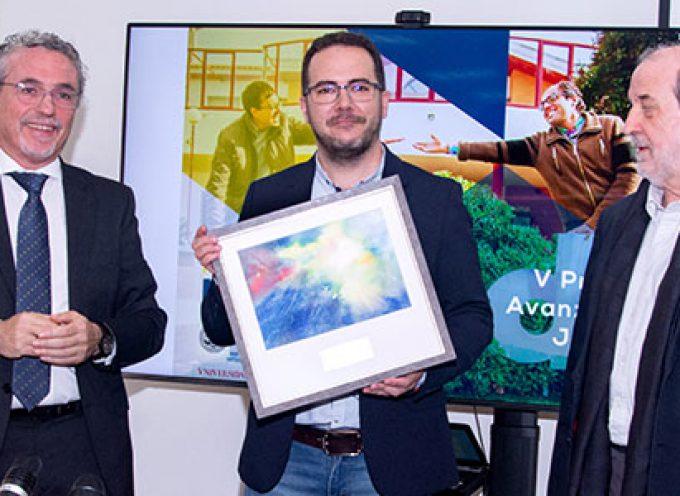INICO y Fundación PRODE entregan el Premio 'Avanzando junt@s' en su V Edición a Rafael García Alcaraz